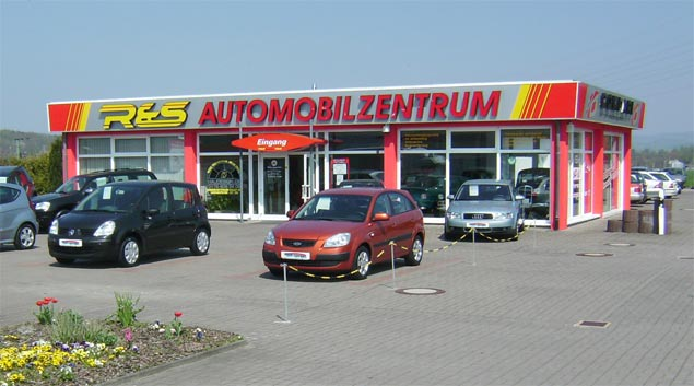 R&S AUTOMOBILZENTRUM